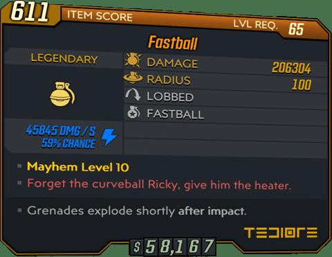Fastball (BL3)