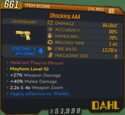 AAA (Pistol-BL3)