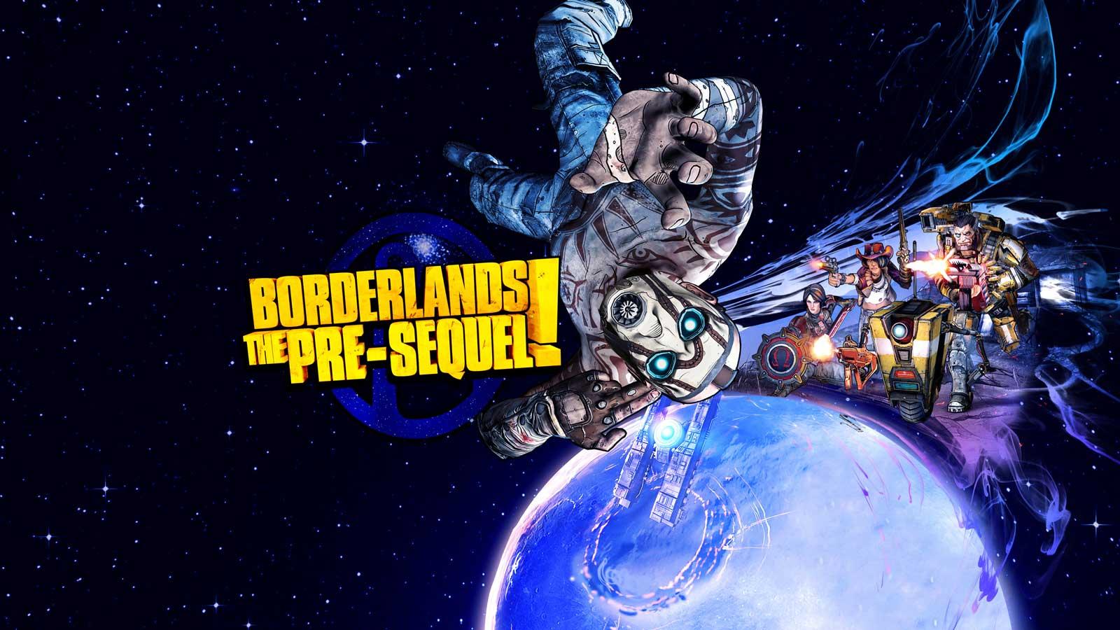 Borderlands Pre-Sequel