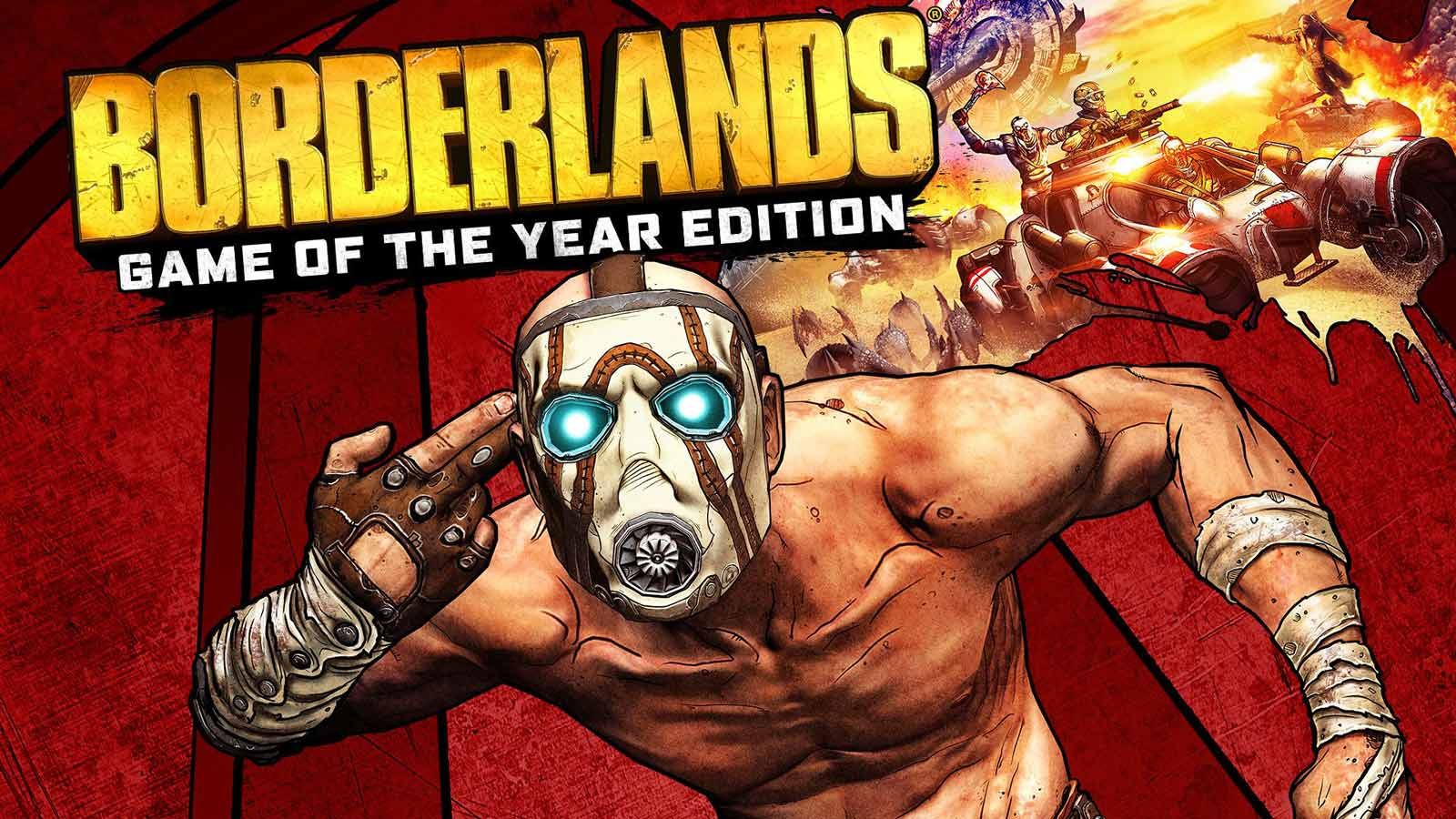 Borderlands Enhanced