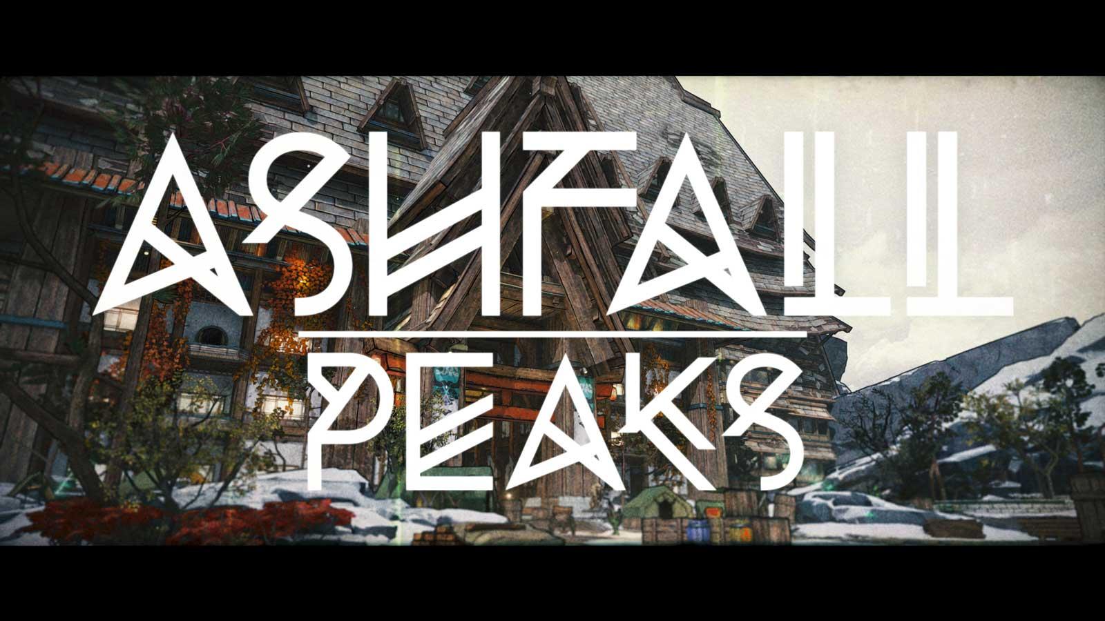Ashfall Peaks
