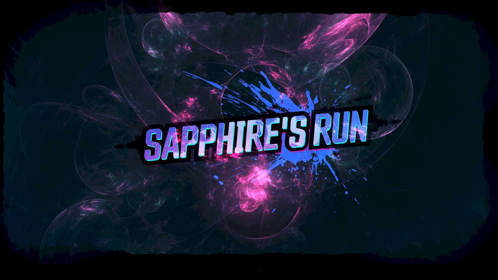 Sapphire's Run