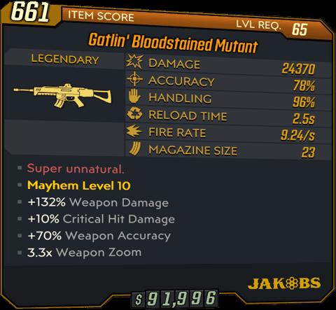 Mutant (AR-BL3)