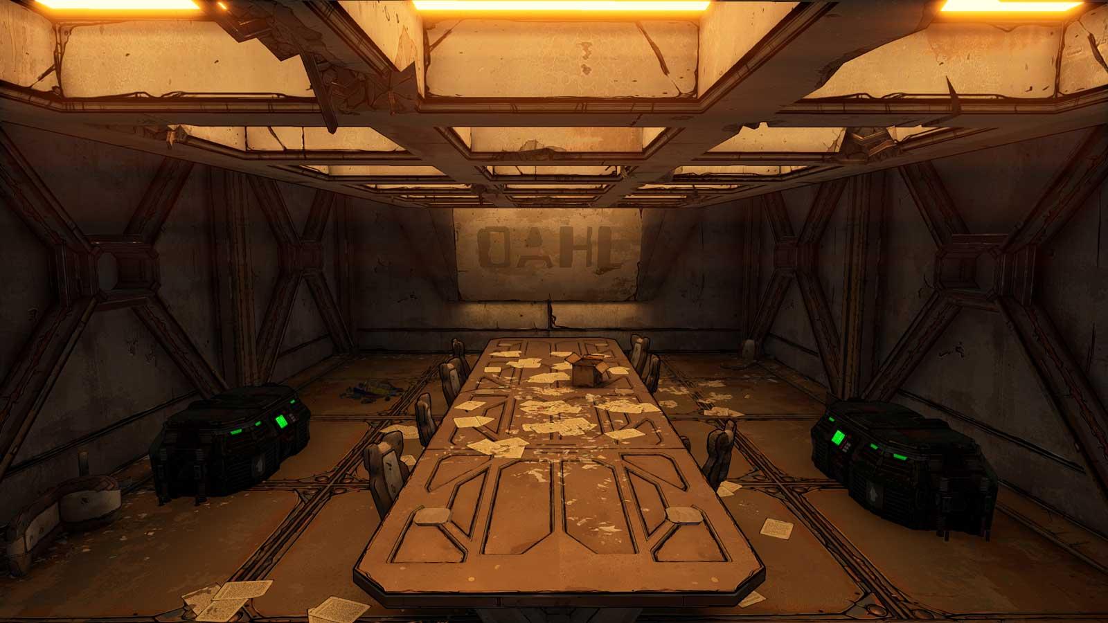 The Hunker Bunker