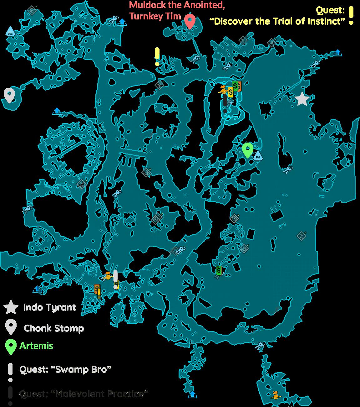 Floodmoor Basin