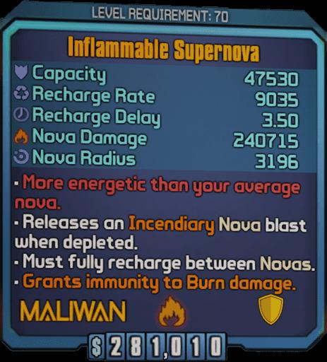 Supernova (TPS)