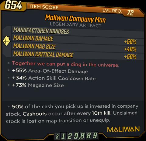 Company Man (BL3)