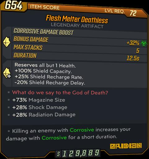 Deathless (BL3)