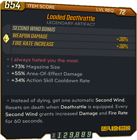 Deathrattle (BL3)