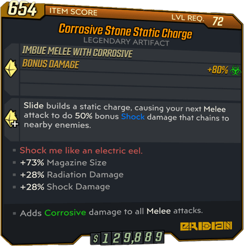 Static Charge (BL3)
