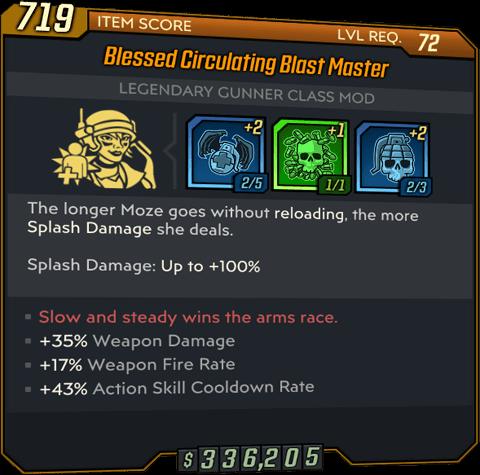 Blast Master (Moze-BL3)