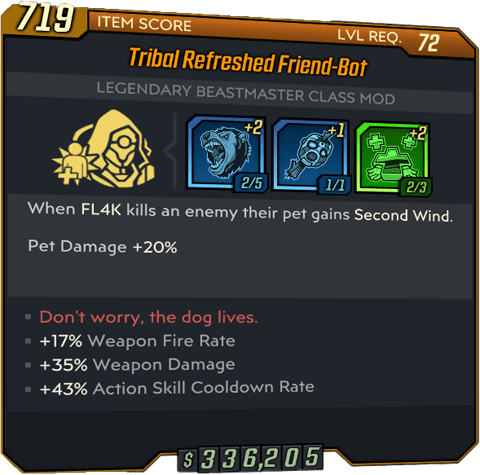 Friend Bot (FL4K-BL3)