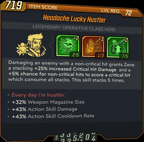 Hustler (Zane-BL3)