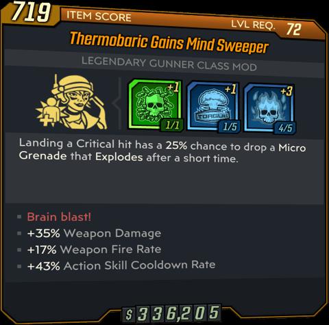 Mind Sweeper (Moze-BL3)