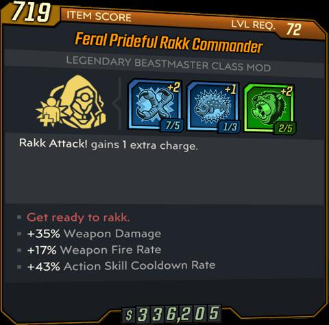 Rakk Commander (FL4K-BL3)