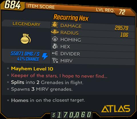 Hex (BL3)