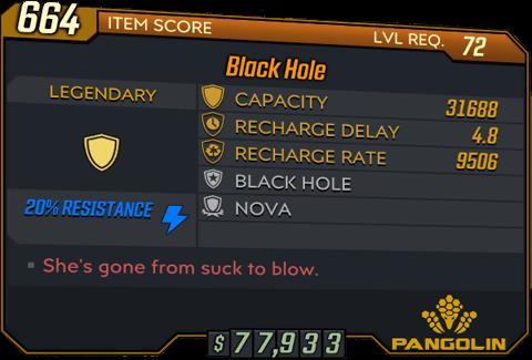 Black Hole (BL3)