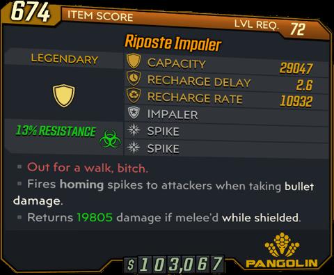 Impaler (BL3)