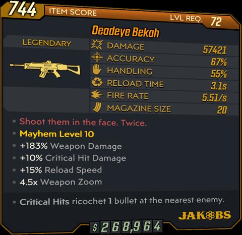 Bekah (AR-BL3)