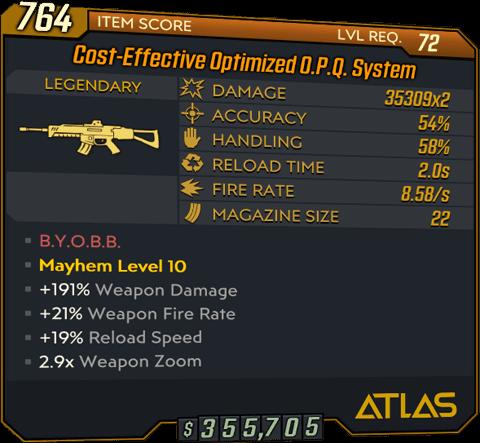 O.P.Q. System (AR-BL3)