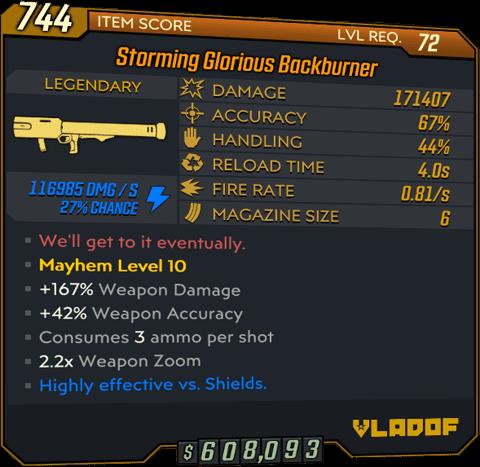 Backburner (Launcher-BL3)