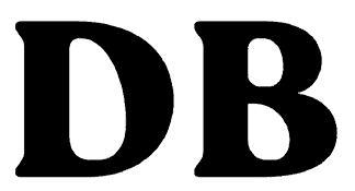 The Logo of doubleblind mag.