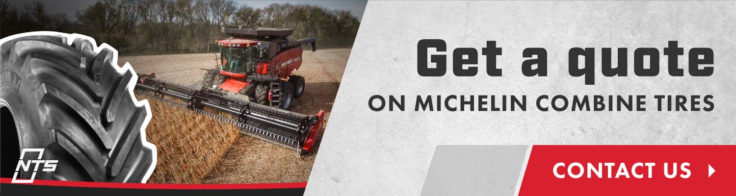 Get a quote on Michelin combine tires for sale