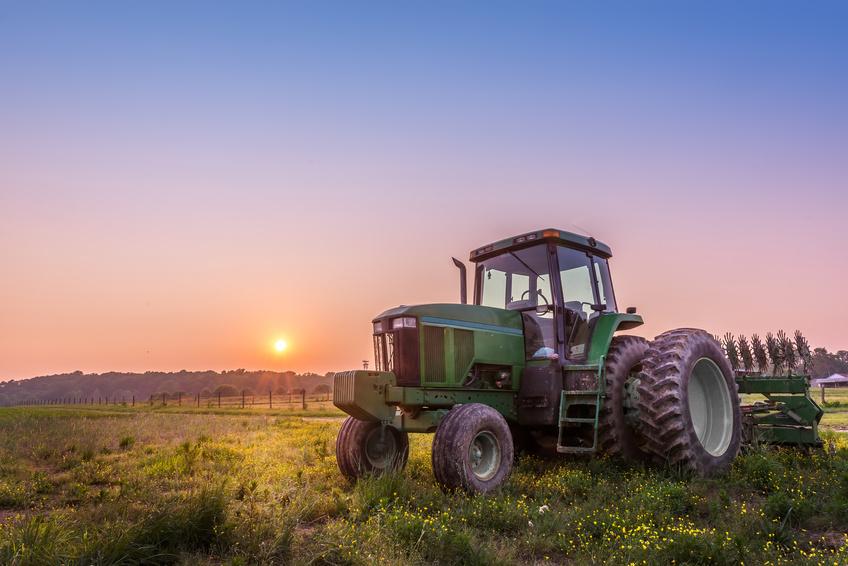 custom tractor wheel