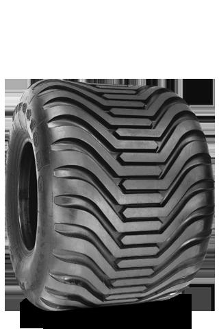 Flotation Free Rolling Tire