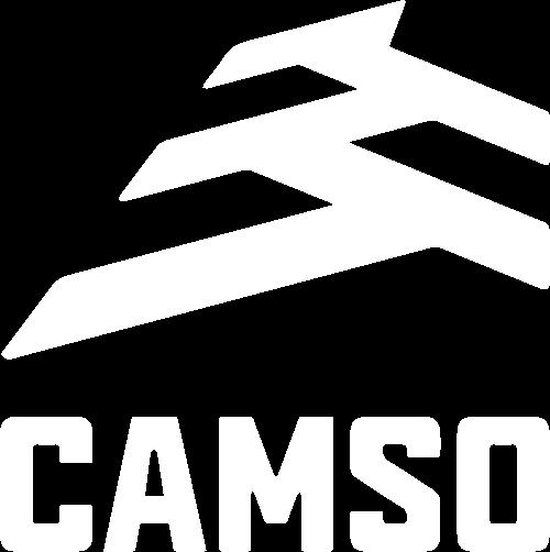 Camso tracks logo