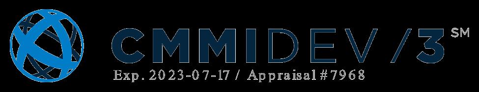 Valiant's CMMI DEV 3 badge