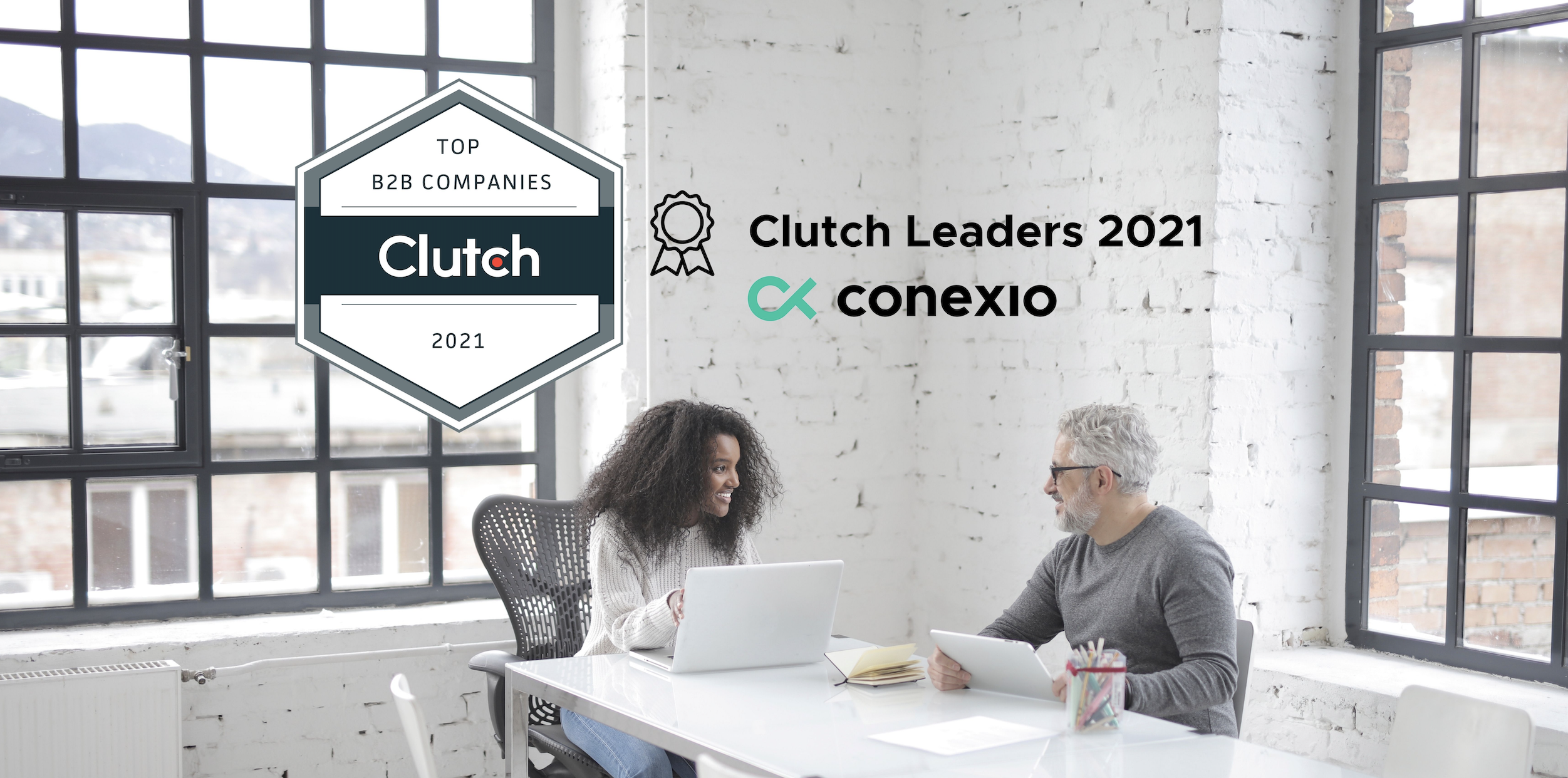 Conexio has been awarded among the 15 best companies with sustained growth.