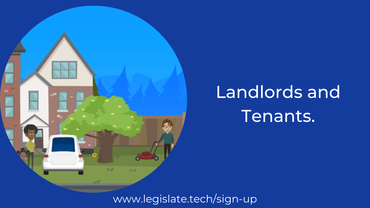 The nature of the landlord-tenant relationship