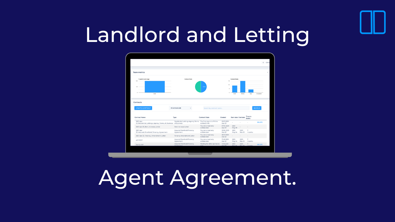 An introduction to letting agent terms of business agreements with Legislate.