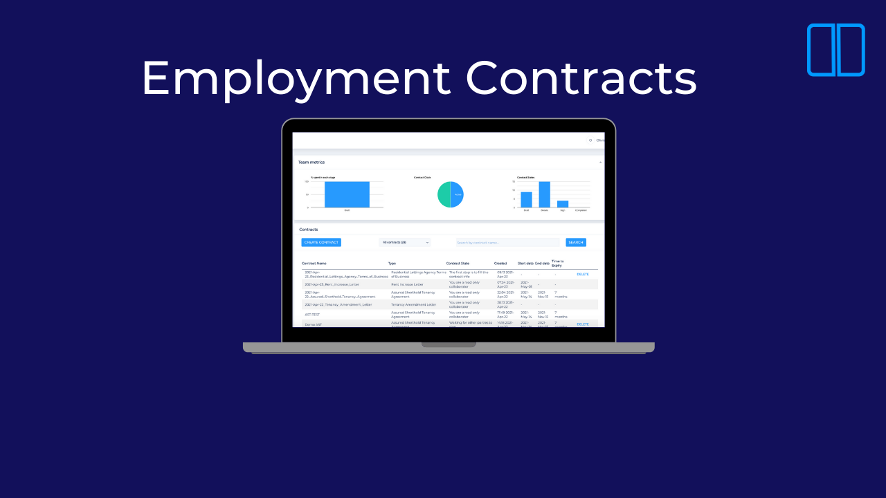 An introduction to Employment Contracts with Legislate
