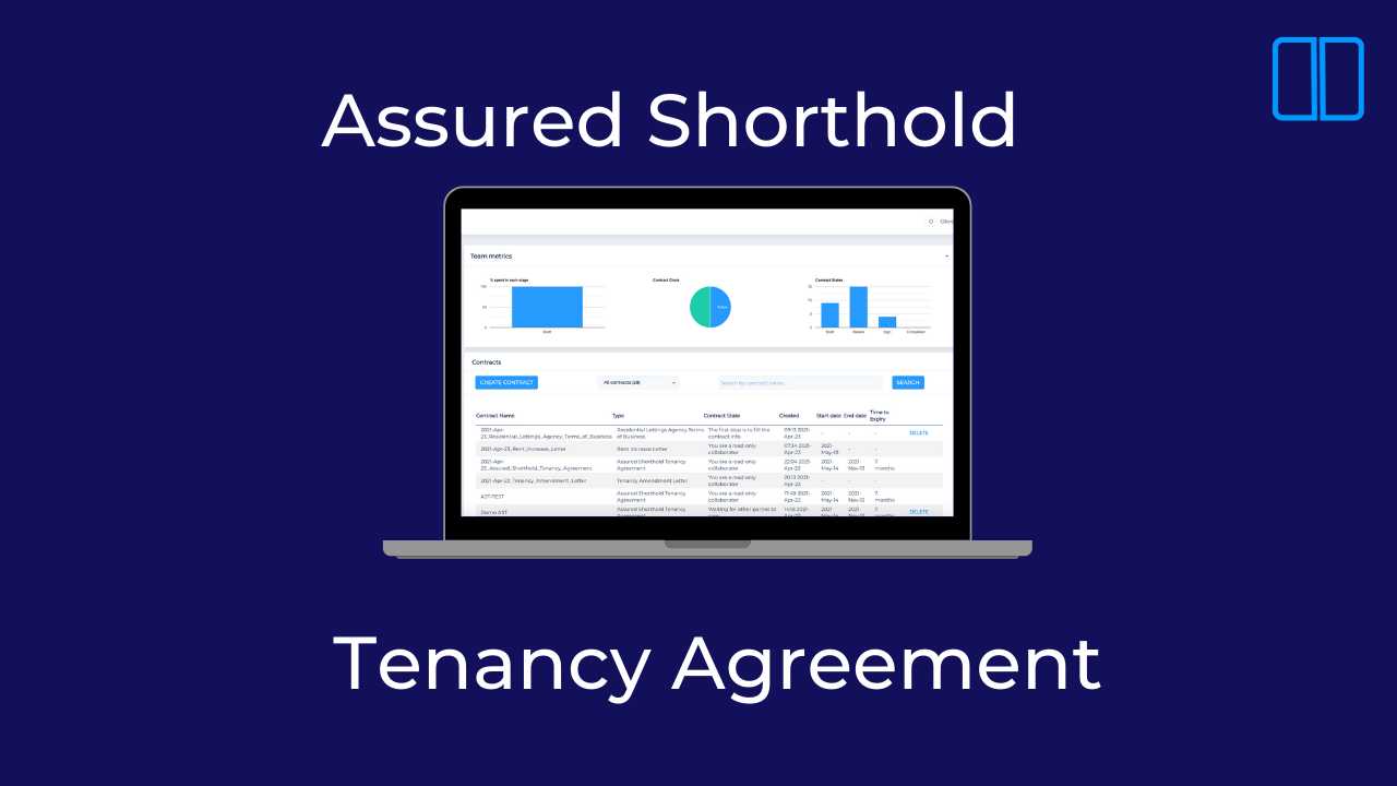 An introduction to Assured Shorthold Tenancy Agreements with Legislate