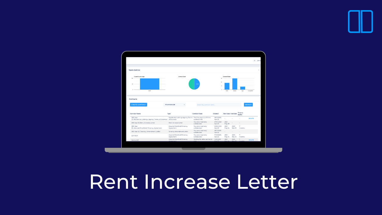 An introduction to Rent Increase Letters