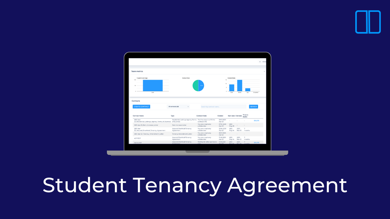 An introduction to Student tenancy agreements