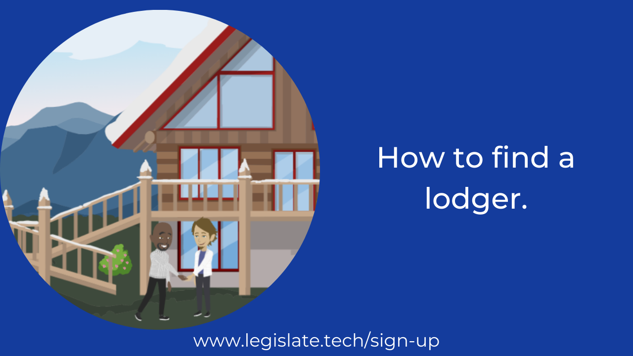 How to find a lodger in 7 steps