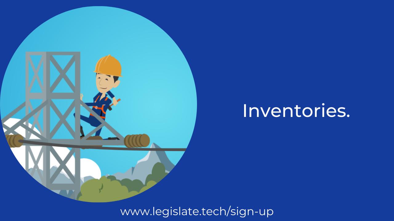 Inventories and Rentals
