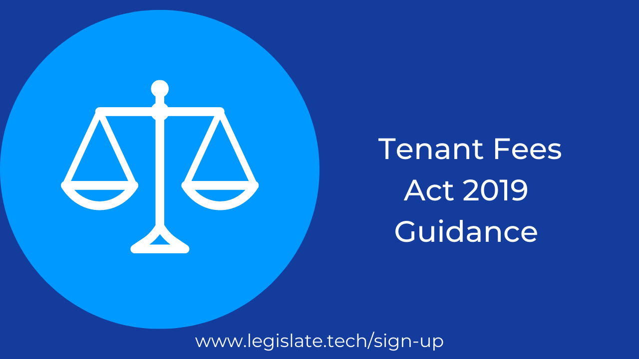 TenantFees Act 2019