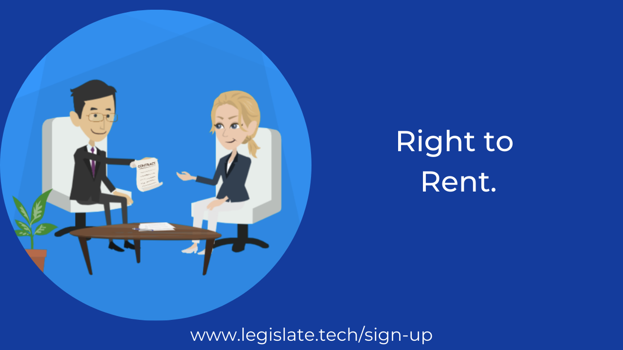 Right to Rent and Brexit