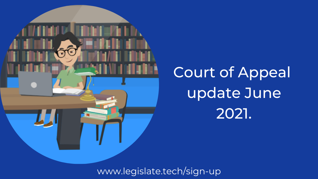 What does the new Court of Appeal decision mean for EPC Requirements?