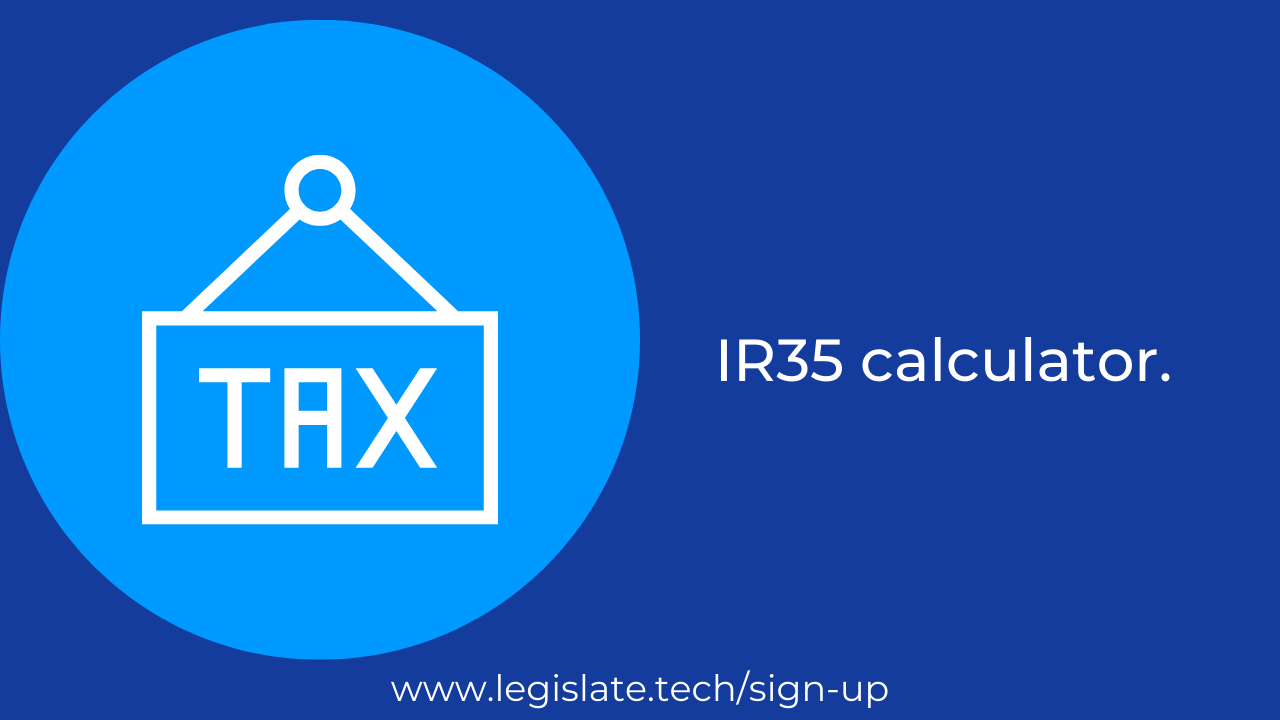 IR35 calculator: what is it and how to use it?