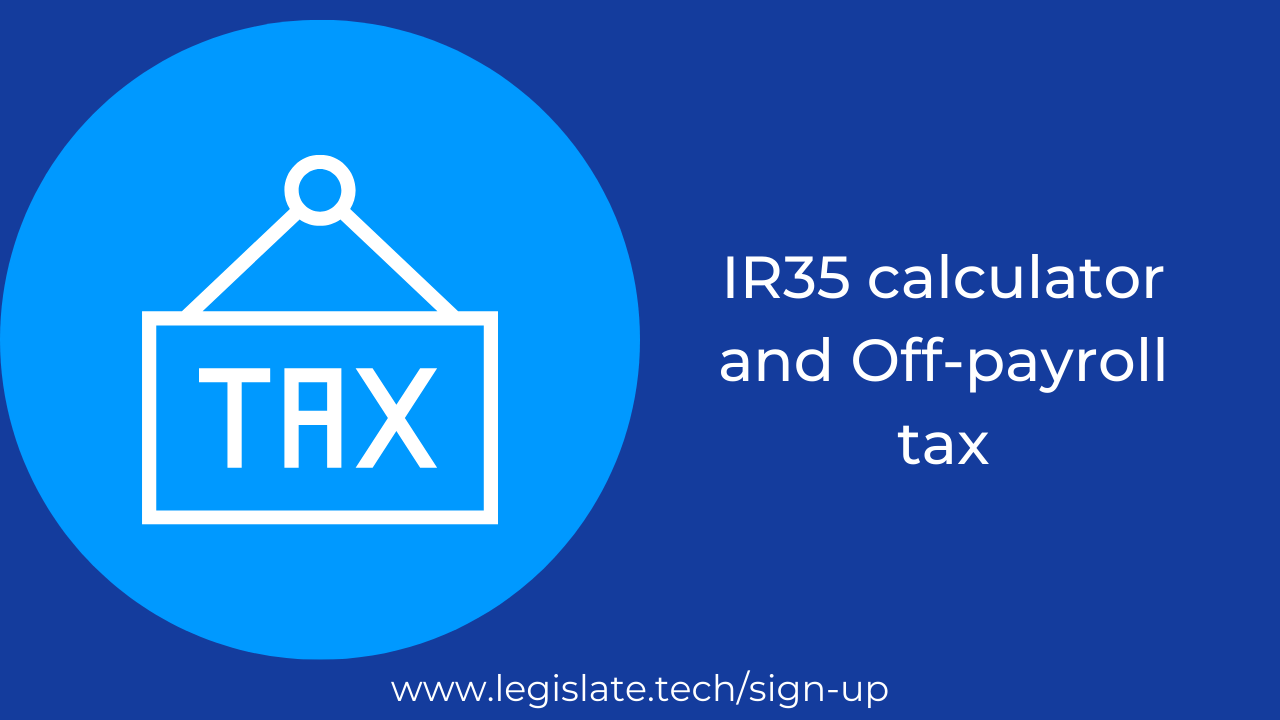 IR35 vs. Off-payroll tax: What is the difference?
