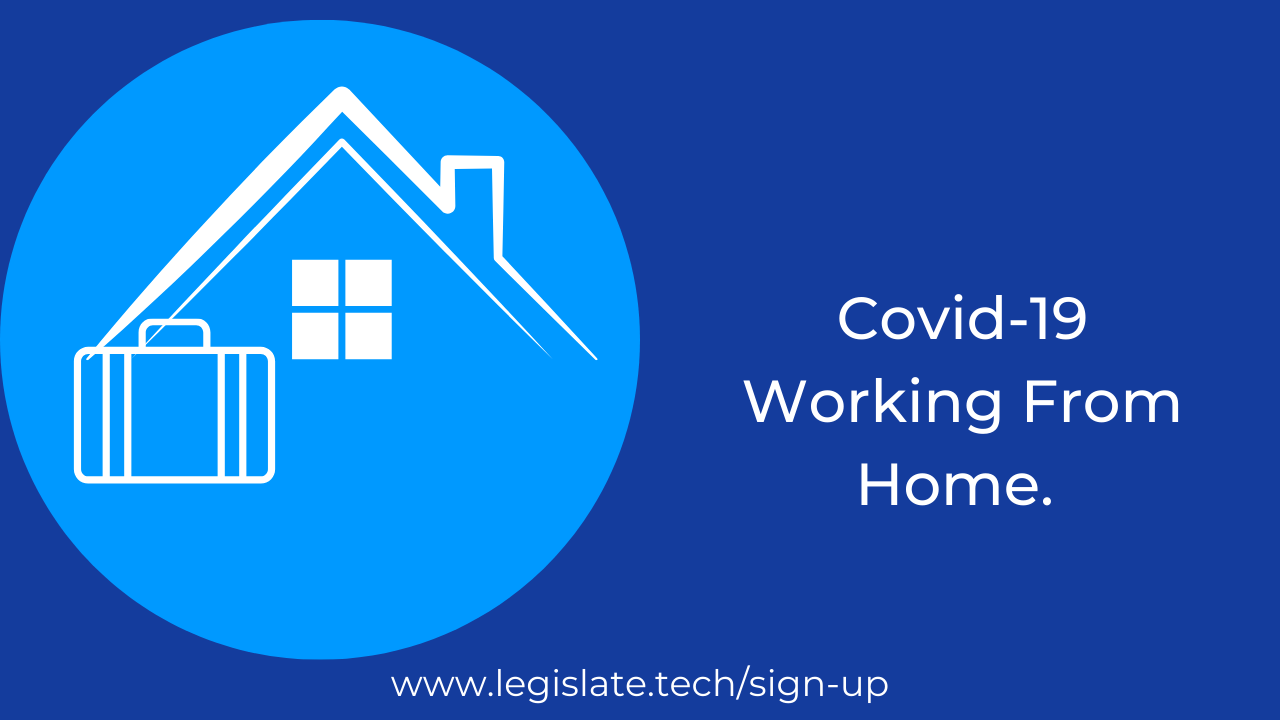 My Business and COVID-19: Is It Legal to Run My Business From Home?