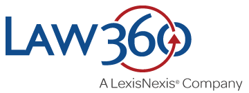 Law 360 publication logo
