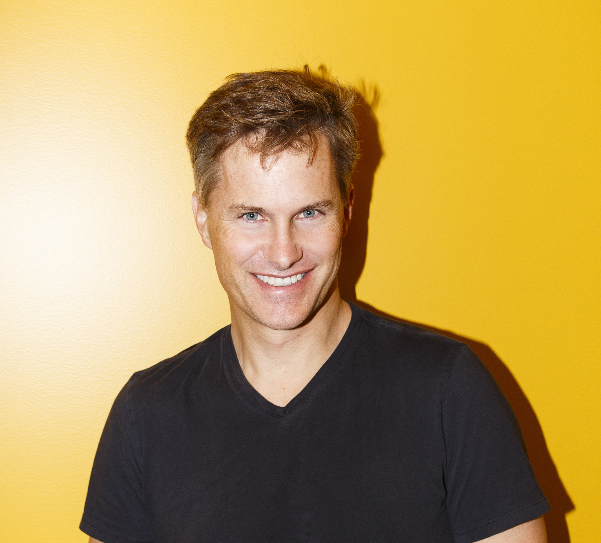 A photo of Kevin Hartz, Co-Founder of Eventbrite