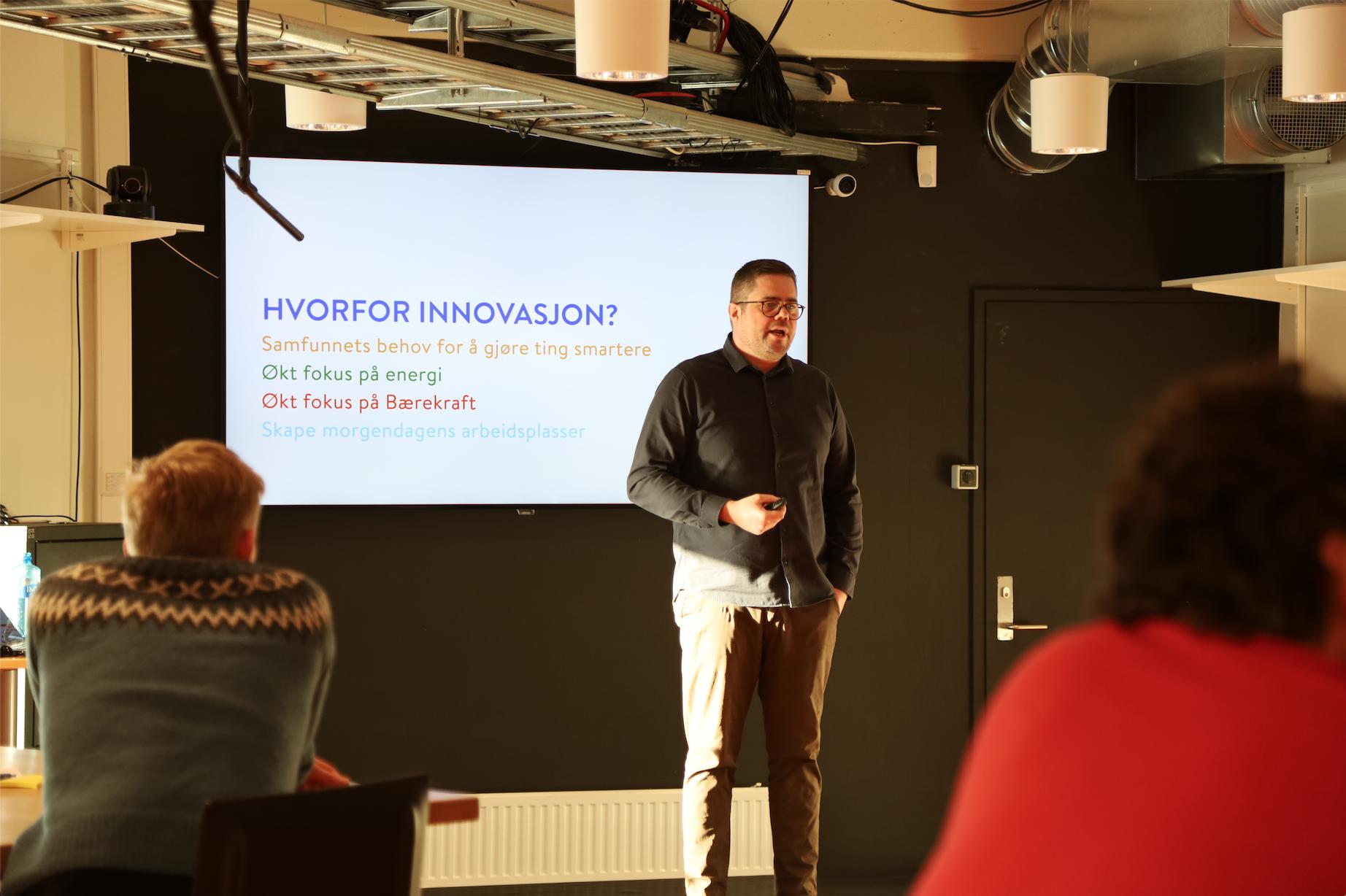 Innovasjon og utvikling