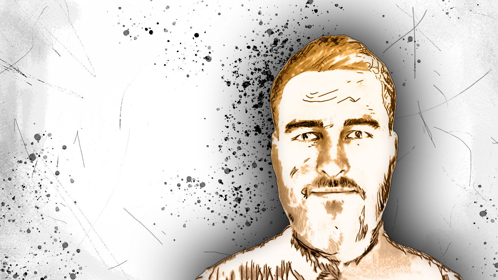 Sjovt profil billede af Nikolaj D. Jacobsen